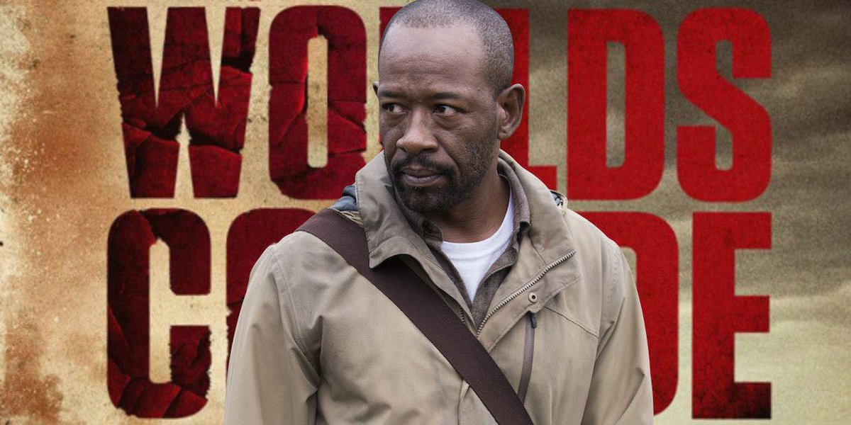 Morgan será o personagem do crossover entre The Walking Dead e Fear The Walking Dead
