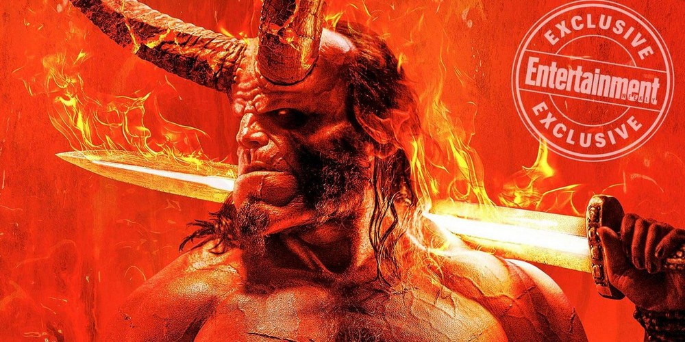 Hellboy vaza trailer do reboot exibido na nycc her is for Ir a leroy merlin