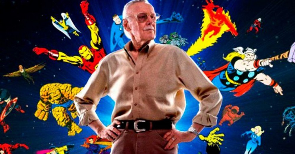 Artistas de Hollywood e dos quadrinhos lamentam a morte Stan Lee