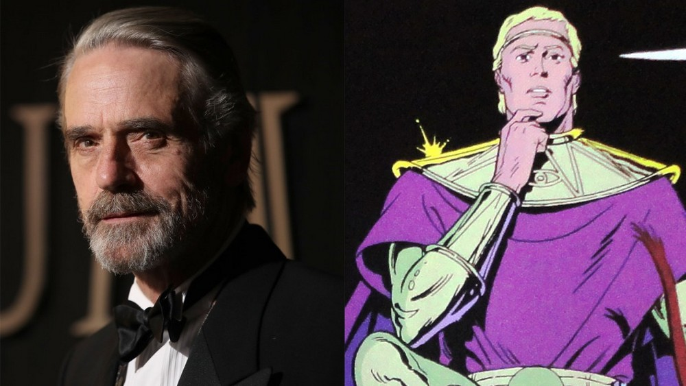 Watchmen – site confirma que Jeremy Irons interpretará Ozymandias na série da HBO