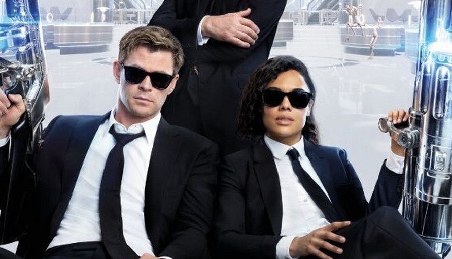 MIB Internacional, com Chris Hemsworth e Tessa Thompson, ganha segundo trailer legendado