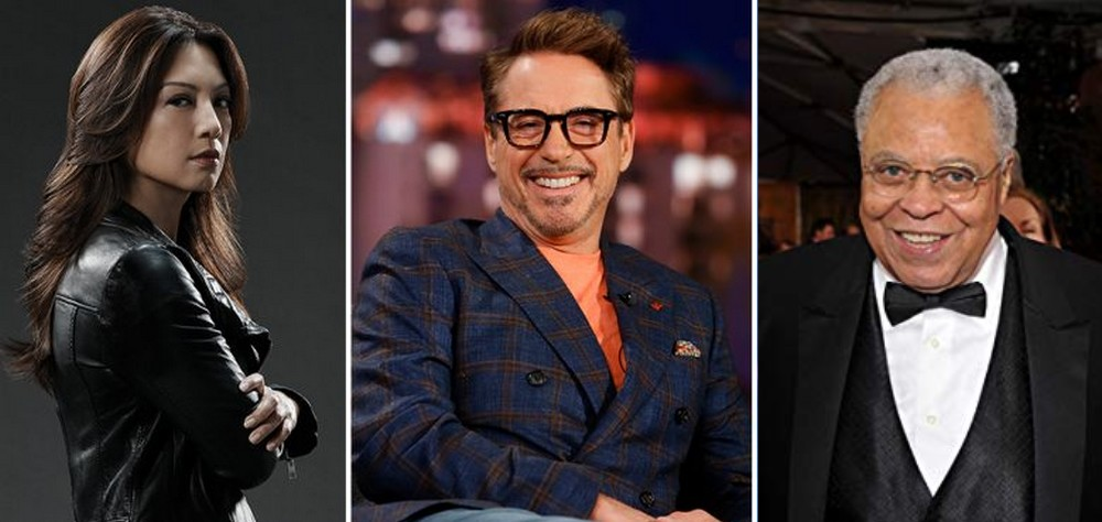 Ming-Na Wen, Robert Downey Jr. e James Earls Jones receberão o prêmio Lendas da Disney