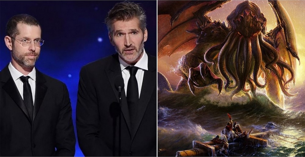 Criadores de Game of Thrones vão adaptar HQ da DC sobre Lovecraft para o cinema