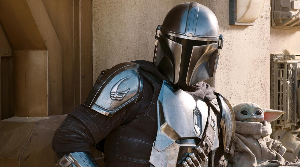 The Mandalorian é única série fora da Netflix a estar entre as mais vistas no streaming